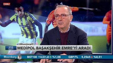 Fatih Kuşçu - Fatih Altaylı - Spor Saati 5. Bölüm (12.02.2018)