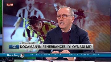 Fatih Kuşçu - Fatih Altaylı - Spor Saati 4. Bölüm (12.02.2018)