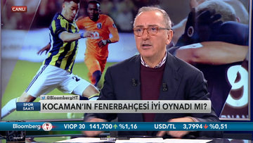 Fatih Kuşçu - Fatih Altaylı - Spor Saati 2. Bölüm (12.02.2018)