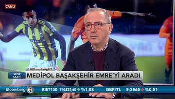 Fatih Kuşçu - Fatih Altaylı - Spor Saati 1. Bölüm (12.02.2018)
