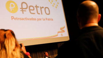 """Venezuela'nın kripto parası """"Petro"""" satışa çıkıyor"""