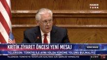 """""""Türkiye ile aynı yolda yürüme yolunu bulmalıyız"""""""