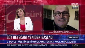 Prof. Dr. Ahmet Taşağıl'dan 'soyağacı' değerlendirmesi