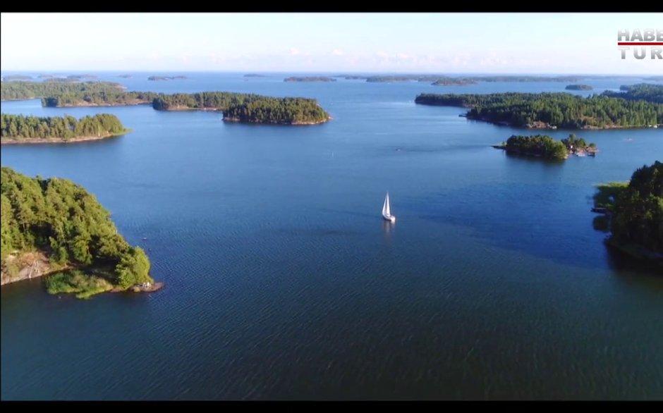 Finlandiya'da kadınlar adası: Dikkat! Erkeklerin girmesi yasak