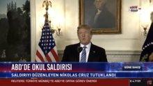 Trump'tan saldırı açıklaması