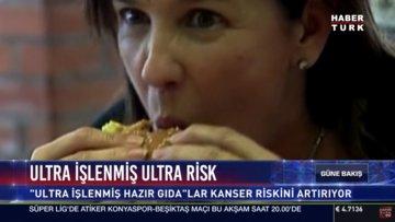 Kanser riskini arttıran gıdalar