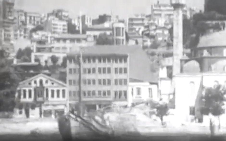İlk kez yayımlandı! 57 yıl öncesinin İstanbul'u...