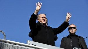 Erdoğan: Afrin'de zafere yakınız...