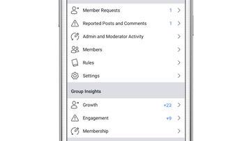 Facebook'un yeni gruplar admin araçları