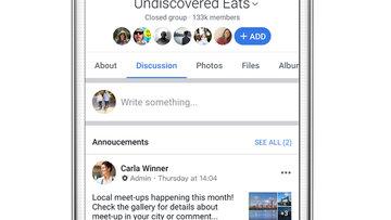 Facebook'un yeni Grup Duyuruları özelliği
