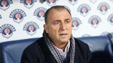 Fatih Terim, Kasımpaşa maçı sonrası açıklamalar yaptı