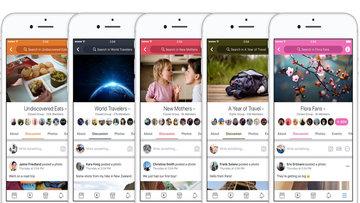 Facebook'un yeni Grup Kişiselleştirme özelliği