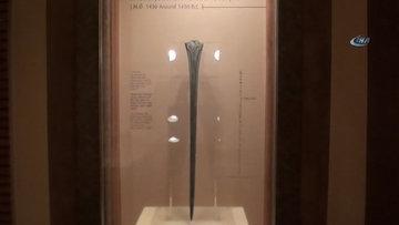 Yol yapım çalışmasında bulunan Hitit kılıcına paha biçilemiyor