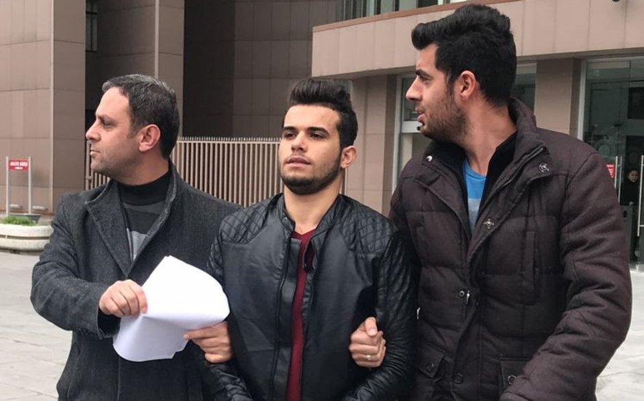 Üniversite öğrencisini taciz eden zanlı tutuklandı