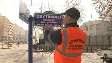 ABD Büyükelçiliği önündeki caddenin ismi Zeytin Dalı oldu