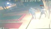 Bağdat Caddesi'ndeki çifte soygun kamerada
