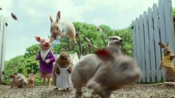 Tavşan Peter - Fragman