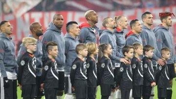 Bayern Münih - Beşiktaş maçından fotoğraflar