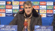 Şenol Güneş'in Bayern Münih mağlubiyeti ardındın yaptığı açıklamalar