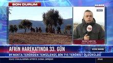 Afrin Harekatında 33.gün