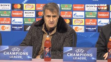 Bayern Münih - Beşiktaş maçının ardından