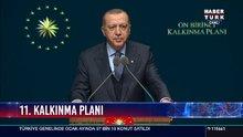 Erdoğan tanıtım toplantısında konuştu
