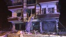 Kırıkkale'de meydana gelen doğalgaz patlaması korkuttu