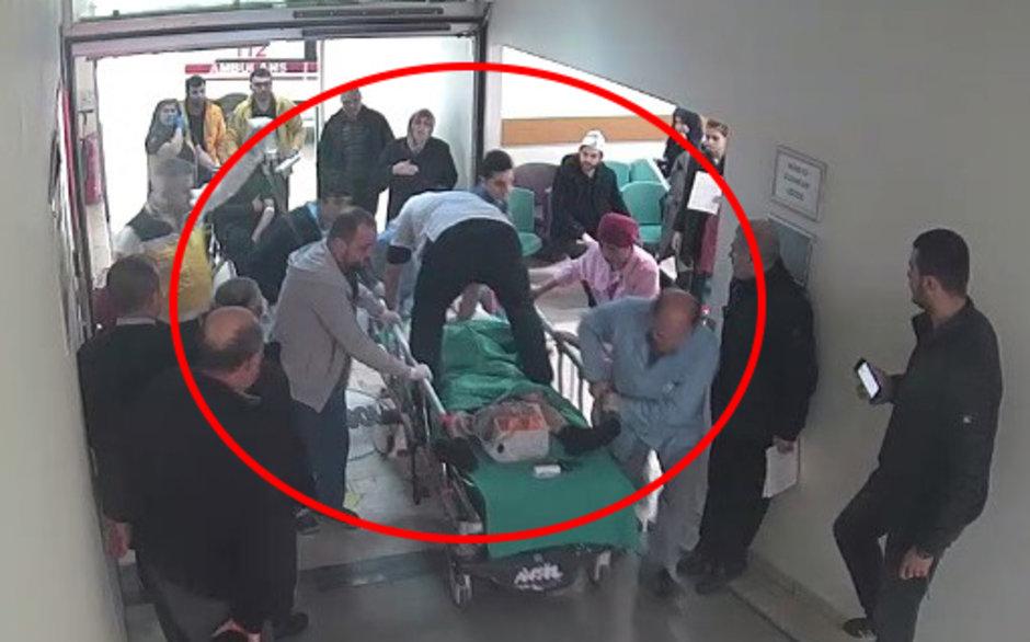 Günün kahramanı Bursa'dan... Doktor sedyeye çıktı, kalbinden bıçaklanan yaralıyı böyle kurtardı