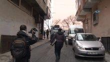 Beyoğlu'nda sobasını yakmak için kömürlüğe inen kadın el bombası buldu