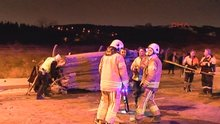 Ehliyetsiz sürücü kaza yaptı: 1 ölü, 1 yaralı