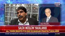 Emekli Büyükelçi Özülker Salih Müslim hakkında konuştu