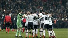 Beşiktaş-Fenerbahçe maçının fotoğrafları