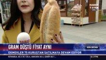 Ekmekte dolaylı zam