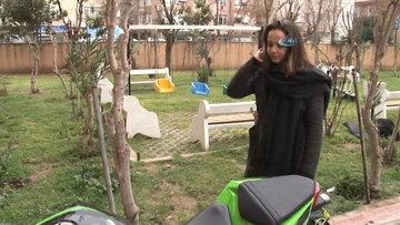 Kadıköy'de minibüsçü dehşeti