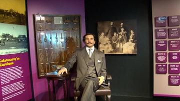 Galatasaray Müzesi basına tanıtıldı