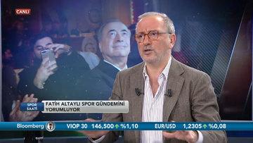 """Fatih Altaylı: """"Quaresma, Beşiktaş'ı ipten aldı, Fenerbahçe'yi ipe astı"""" - Part 1 (26.02.2018)"""