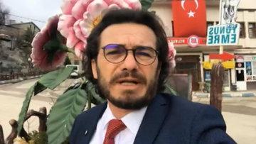 Ispartalı Belediye Başkanı, Elazığlı şelale fenomeninden örnek alarak bir video çekti