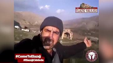 Fenomen İsa Sezeroğlu'ndan yeni video: Come To Elazığ