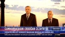 Cumhurbaşkanı Erdoğan Afrika'da