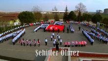 Öğrencilerden Mehmetçiklere mektup