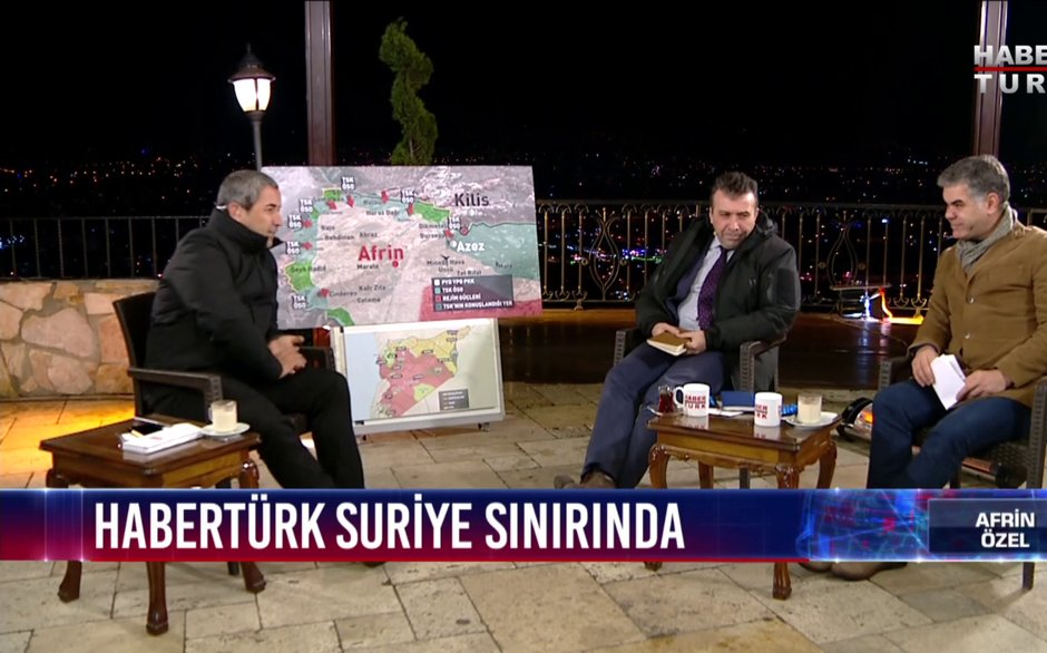 Afrin Özel - 26 Şubat 2018