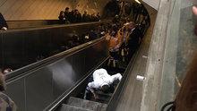 İBB açıkladı: Metrodaki yürüyen merdivenin çökme nedeni belli oldu