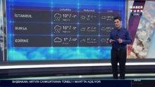 Hüseyin Öztel'den hava durumu raporu