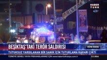 Beşiktaş'taki terör saldırısı