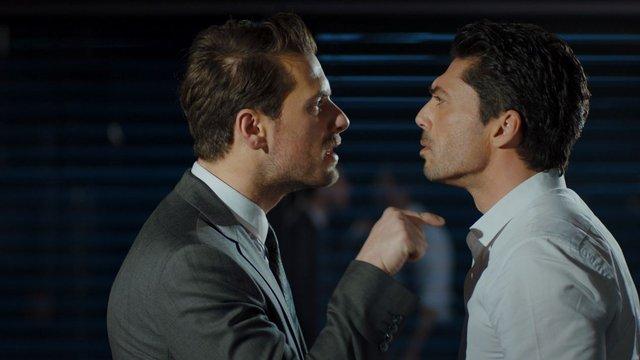 Alper ve Murat, Yasemin için tartıştı!