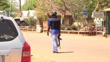 Afrika ülkesinde peş peşe saldırılar! Ordu karargahı ve Fransa Büyükelçiliği hedefte!
