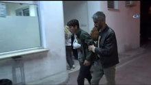 Kıbrıs'ta parmağı kopan çocuğu hastane önünde bırakıp kaçtılar