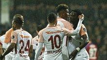 Karabükspor-Galatasaray maçı fotoğrafları