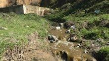 Mahalle sakinlerinin açıktan akan kanalizasyon tepkisi