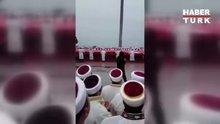 İmamlar Afrin için dua etti